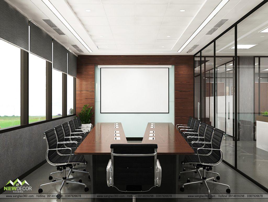 phòng họp lớn view 1