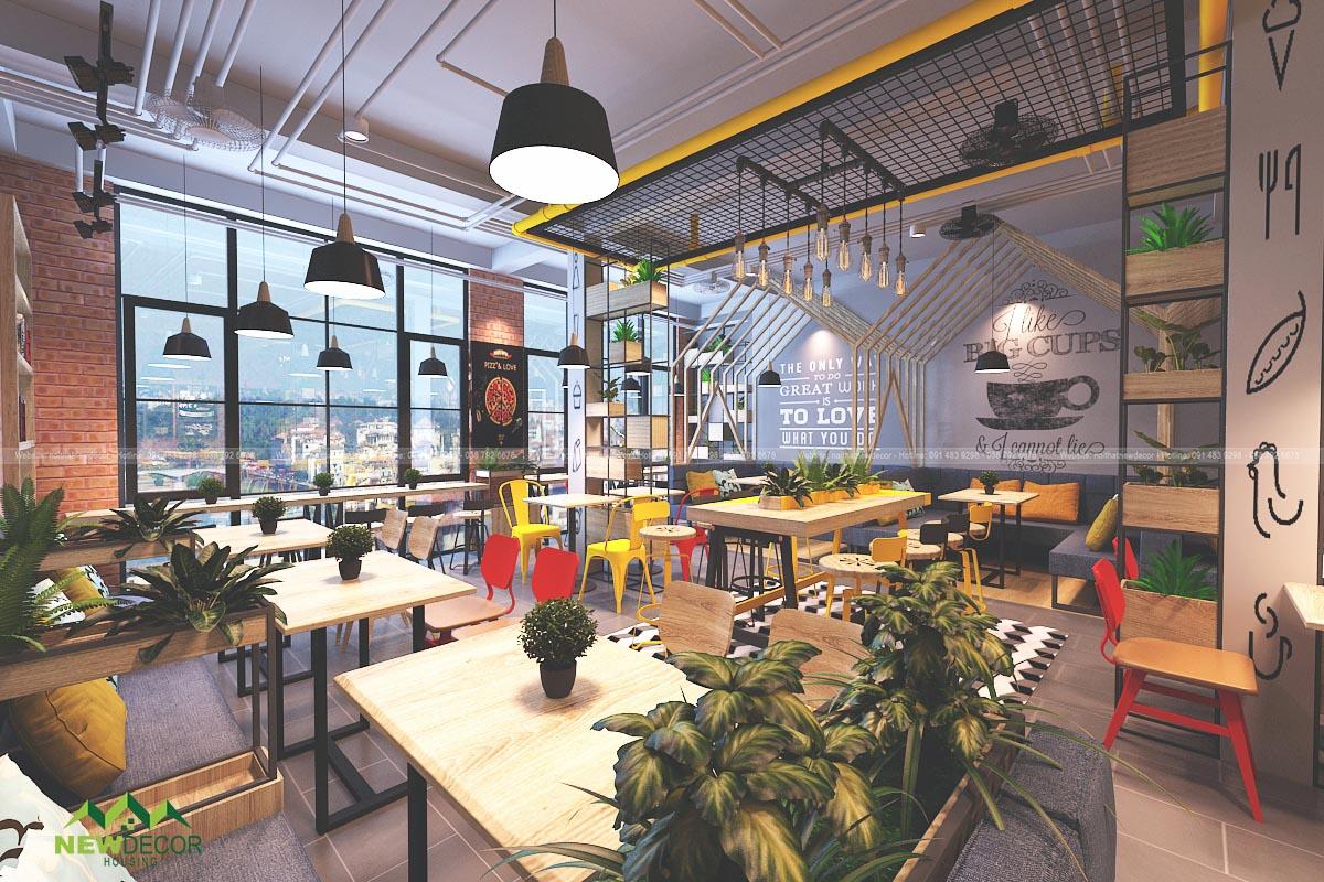 Kết quả hình ảnh cho không gian quán cafe đẹp